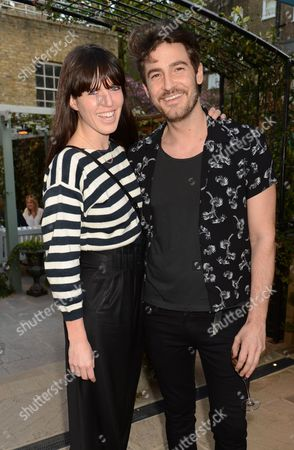 Editorial picture of The Ivy Chelsea Garden Launch Party, London, Britain - 14 Apr 2015