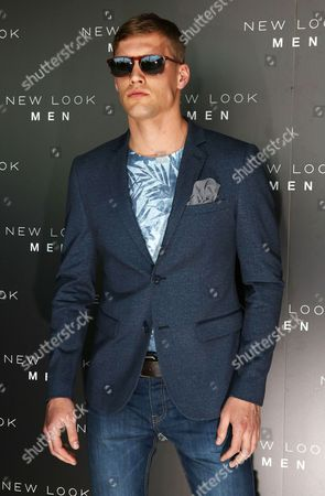 Editorial photo of New Look Men Wireless launch, London, Britain - 14 Apr 2015