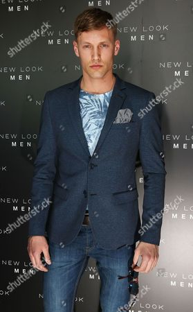 Editorial image of New Look Men Wireless launch, London, Britain - 14 Apr 2015