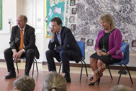 Nick Clegg and Norman Baker