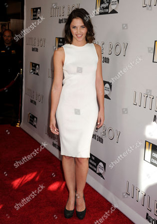 Editorial image of 'Little Boy' film premiere, Los Angeles, America - 14 Apr 2015