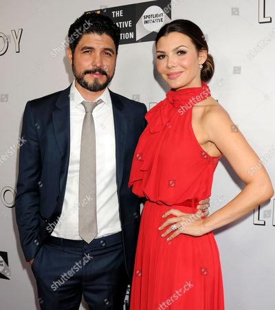 Ali Landry and husband Alejandro Monteverde