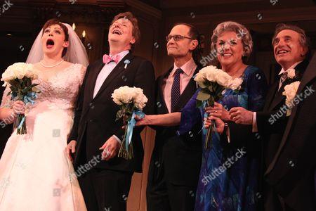Lisa Howard, Brian Hargrove, David Hyde Pierce, Tyne Daly, Chip Zien