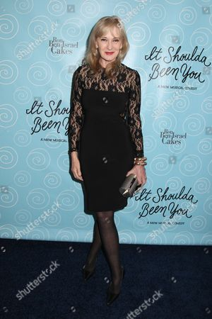 Editorial image of 'It Shoulda Been You' play opening night, New York, America - 14 Apr 2015