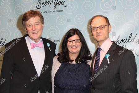 Brian Hargrove, Barbara Anselmi, David Hyde Pierce