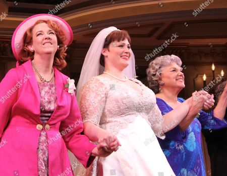 Harriet Harris, Lisa Howard, Tyne Daly