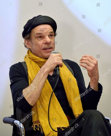 Denis Lavant attends a screening for the 25th anniversary of the film 'Les Amants du Pont-Neuf'