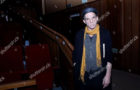 Stock Image of Denis Lavant attends a screening for the 25th anniversary of the film 'Les Amants du Pont-Neuf'
