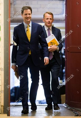 Nick Clegg and David Laws