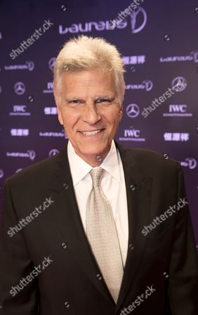 Editorial picture of Laureus World Sports Awards, Shanghai, China - 15 Apr 2015