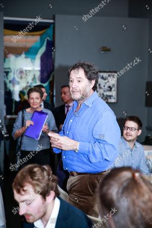Jon Blair, Vice chair, events commitee