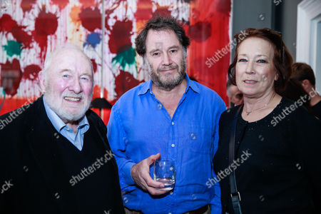 Editorial photo of Academy of Film European Nominees Lunch at Mortons, London, Britain - 14 Apr 2015
