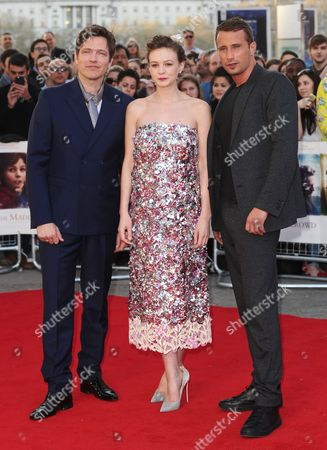 Editorial photo of 'Far From The Madding Crowd' film premiere, London, Britain - 15 Apr 2015
