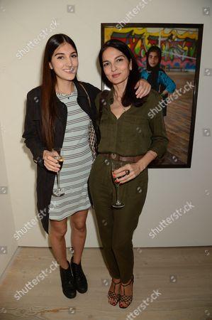 Maddie and Yasmin Mills