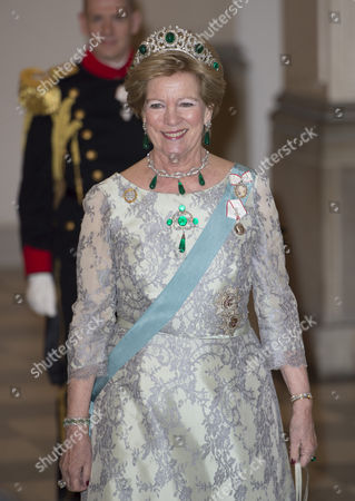 Queen Anne Marie of Greece