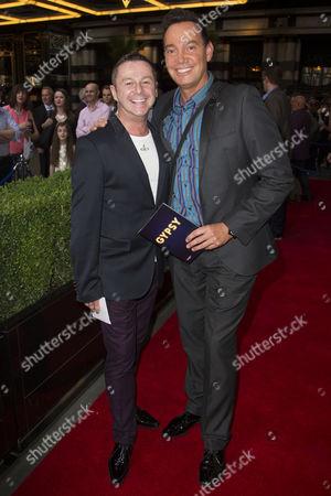 Stephen Mear and Craig Revel Horwood