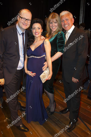 Editorial photo of 'Gypsy' play opening night, London, Britain - 15 Apr 2015