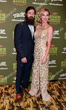 Stock Photo of Jep Robertson, Jessica Robertson
