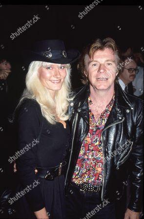 Cecilia and Dave Edmunds