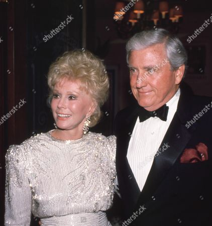 Eva Gabor and Merv Griffin
