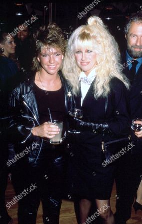 Stock Photo of Kristy McNichol and Suzanne Somers