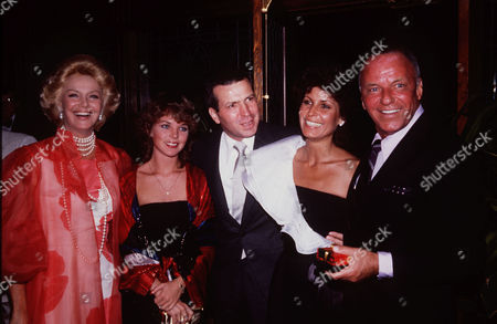 Editorial picture of Sinatra's 6th wedding Anniversary
