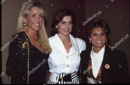Tracy Austin, Nadia Comenici & Mary Lou Retton