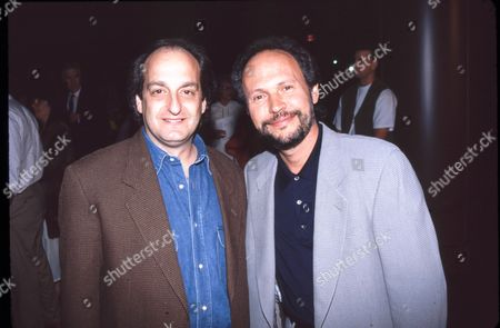 David Paymer and Billy Crystal
