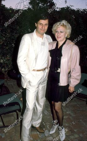 Joseph Bologna and wife RenÄe Taylor