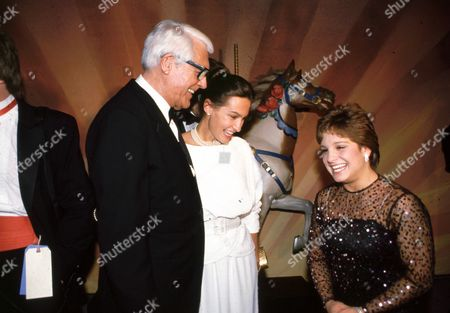 Cary Grant, Barbara Harris & Mary Lou Retton