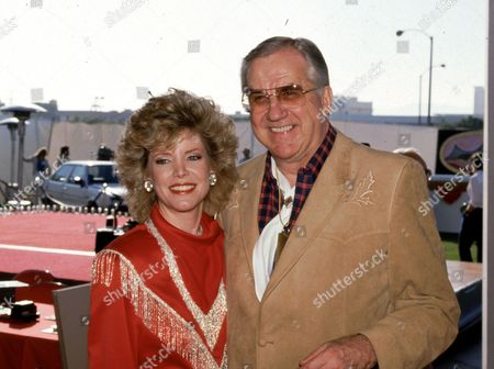 Ed McMahon and wife Victoria Valentine