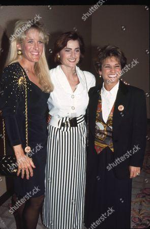 Tracy Austin, Nadia Comaneci & Mary Lou Retton