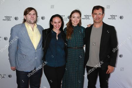 Editorial picture of Tribeca Talks Master Class: The Producers, New York, America - 16 Apr 2015