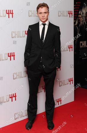 Editorial image of 'Child 44' film premiere, London, Britain - 16 Apr 2015