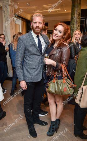 Stock Image of Alistair Guy and Joanna Della-Ragione