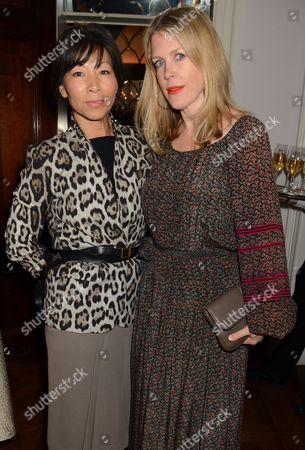 Sonji Lee and Fiona Leahy