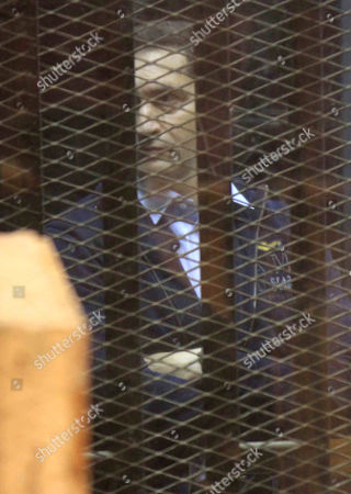 Alaa Mubarak, son of former Egyptian President Mubarak