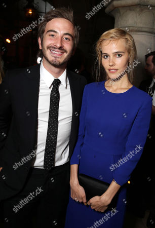 Ryan Corr and Isabel Lucas
