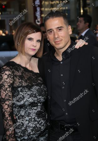 Kiersten Warren and Kirk Acevedo