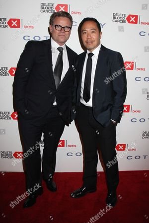 Editorial image of 9th Annual Delete Blood Cancer Dkms Gala, New York, America - 16 Apr 2015