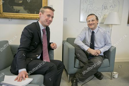 Steve Webb Minister Of State For Pensions. Money Mail. James Coney Interview.