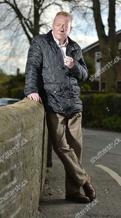 Martin Digan. Cyril Smith Mp Abuse At Care Home Whistleblower. Former Head Of Care At Knowl View Special School Rochdale Martin Digan Pictured Near His Home In Madeley Shropshire.