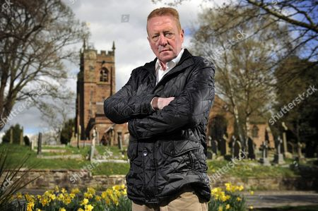 Former Head Of Care At Knowl View Special School Rochdale Martin Digan Pictured Near His Home In Madeley Shropshire. Collect Pic / Copy Narain - 11/4/14 Cyril Smith Mp Abuse At Care Home Whistleblower. -.