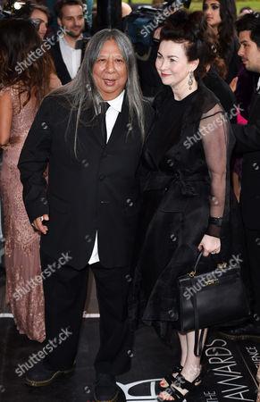 John Rocha and Simone Rocha