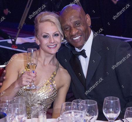 Jenny Gayner and Shaun Wallace