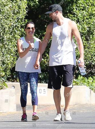 Lea Michele, Matthew Paetz