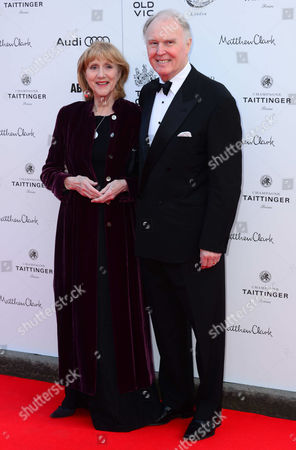 Editorial picture of Gala celebration in honour of Kevin Spacey, Old Vic, London, Britain - 19 Apr 2015
