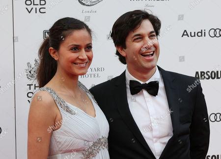 Adam Garcia, Nathalia Chubin