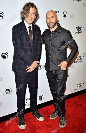 Brett Morgan and Neil Strauss