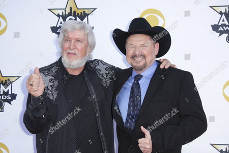 Editorial picture of 50th Academy of Country Music Awards, Arrivals, Arlington, America - 19 Apr 2015